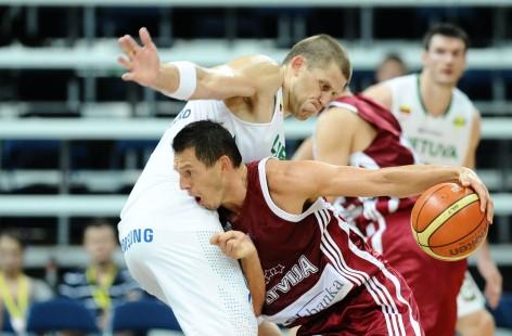 Zāģis 5: Latvija Paņevēžā zaudē Lietuvai