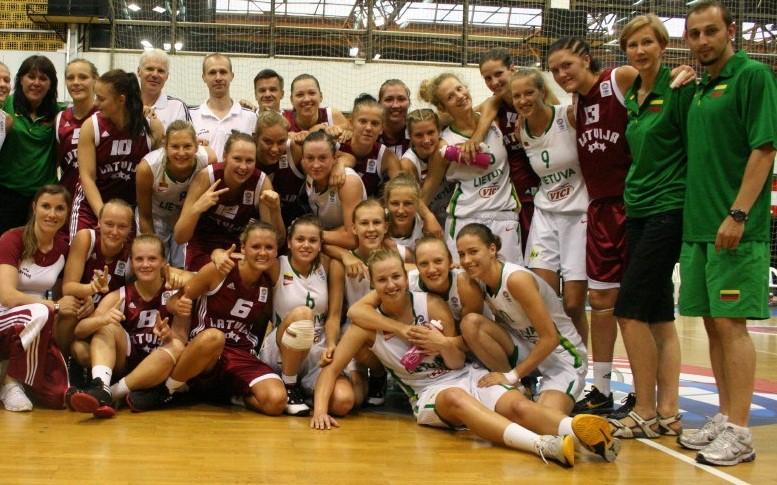 Latvija+Lietuva +Igaunija=Baltijas basketbola ceļš