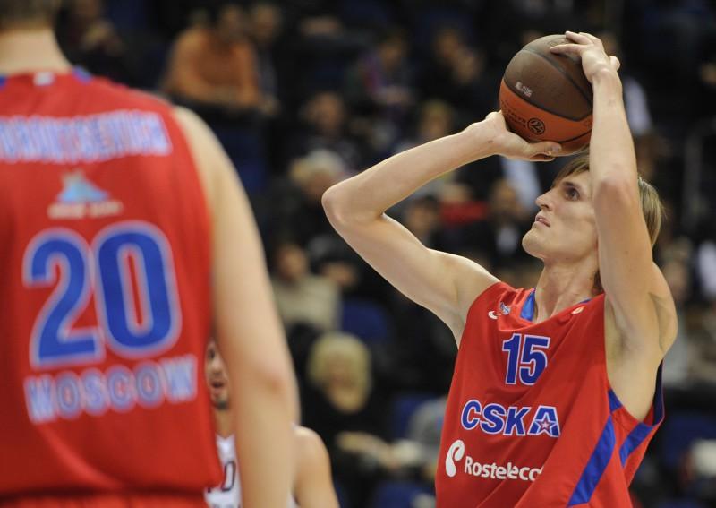VTB līgas regulārās sezonas MVP - Kiriļenko