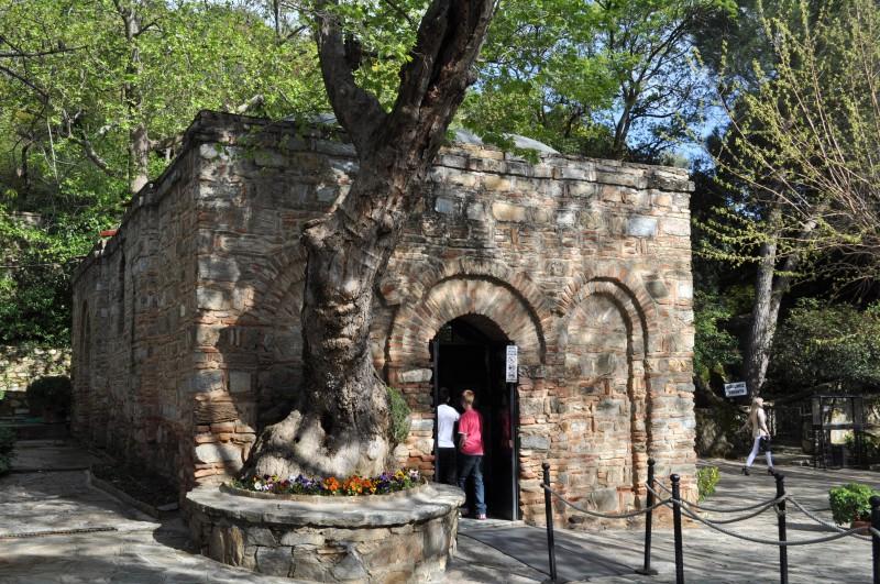 Efesa- Jaunavas Marijas pēdējā dzīvesvieta
