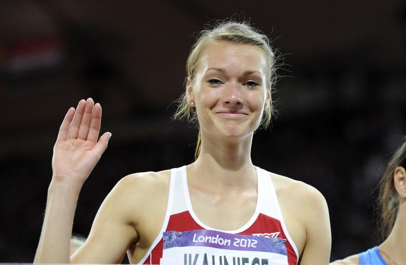 Ikauniece noslēdz olimpiādi ar jaunu rekordu un 9. vietu