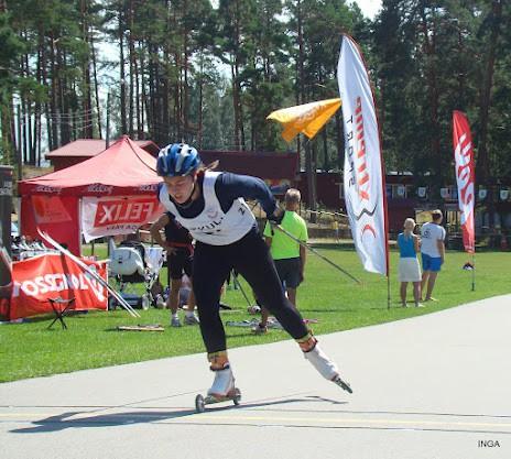Zane Eglīte uzvar Baltijas kausa pirmajā posmā Igaunijā