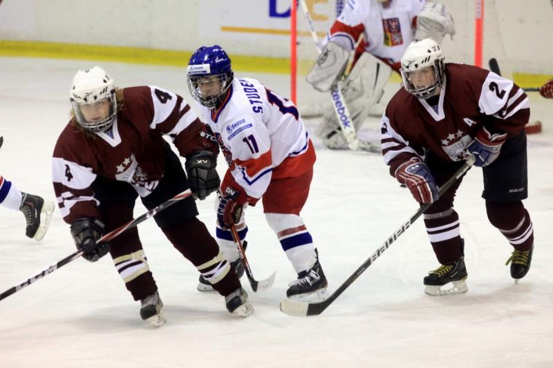 Nosaukts Latvijas sieviešu izlases sastāvs pasaules čempionātam Ventspilī