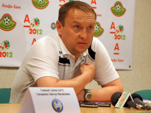 """Jūrmalas """"Spartaku"""" trenēs baltkrievs Kubarevs"""