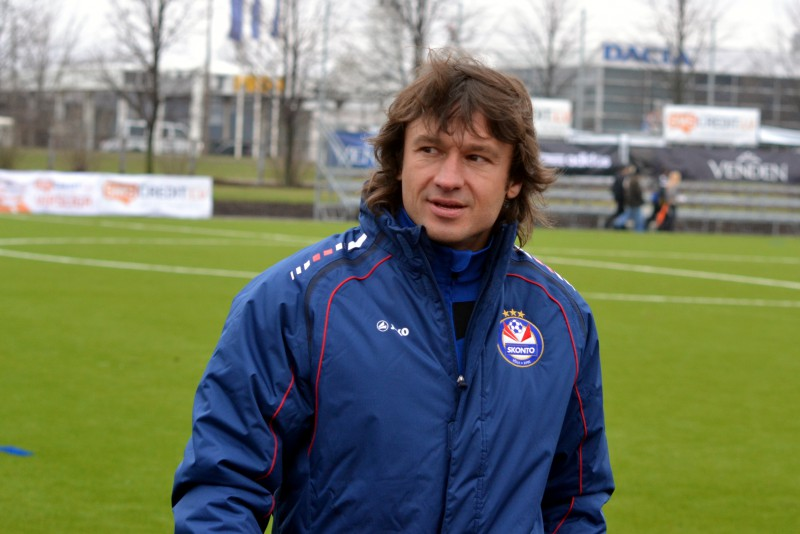 """Astafjevs kļuvis par """"Jelgavas"""" galveno treneri"""