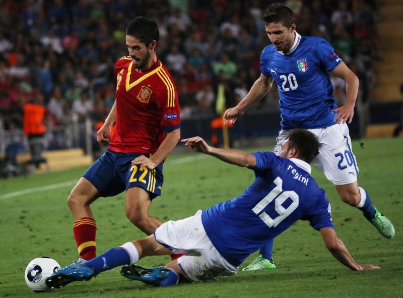 """Spāņu jaunais talants Isko pāriet uz Madrides """"Real"""""""