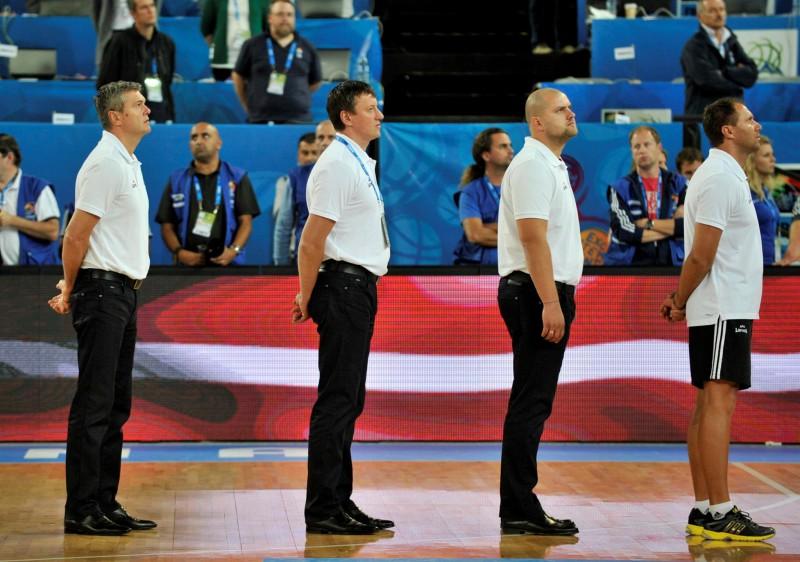 FIBA pasaules rangs: Latvijai kāpums un 37. vieta