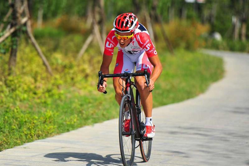 """Bogdanovičs velobrauciena """"Tour of China I"""" kopvērtējumā ieņem 28. vietu"""