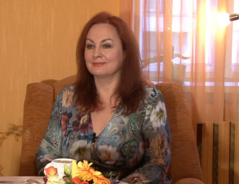 Aktrise Ilze Pukinska par cilvēka prasmi dzīvot