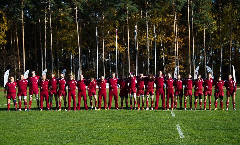 Latvijas Regbija federāciju turpmāk  vadīs Zuments