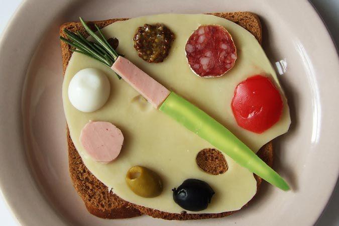 Jautrās brokastu sviestmaizes. 3 dažādi varianti