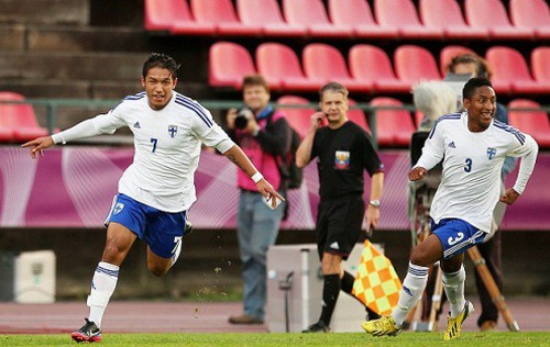"""""""Spartaks"""" paraksta līgumu ar afgāņu izcelsmes Somijas U21 pussargu"""