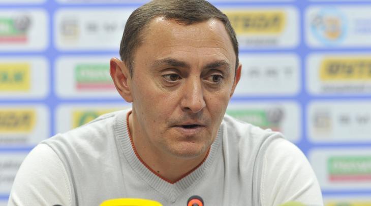 """Daugavpils """"Daugavu"""" trenēs ukraiņu speciālists Orbu"""