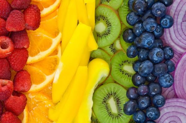 Krāsu nozīme ikdienas uzturā
