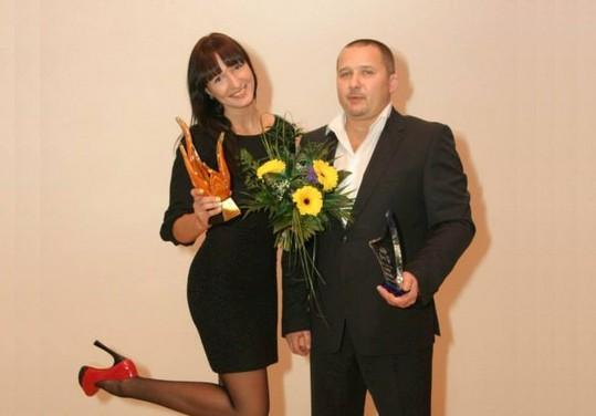 Daugavpils gada balvas sportā iegūst Grigorjeva un Ļebedevs