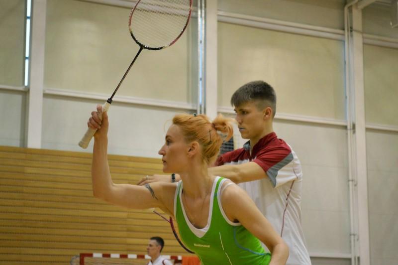 Badmintonistiem startē atlase uz 2016. gada olimpiskajām spēlēm