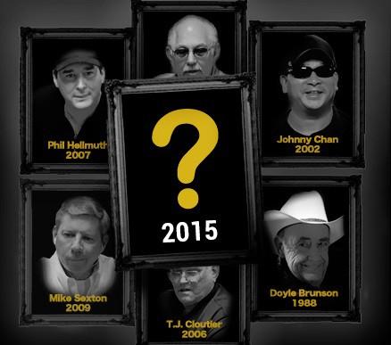 Sākusies 2015. gada kandidātu pieteikšana Pokera Slavas zālei
