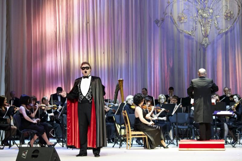 """27. septembrī gaidāma Baltkrievijas Valsts akadēmiskā muzikālā teātra viesizrāde """"Operetes brīnumainā pasaule"""""""