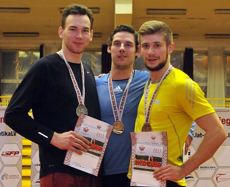 Nedēļas nogalē – Latvijas čempionāts daudzcīņā un soļošanā