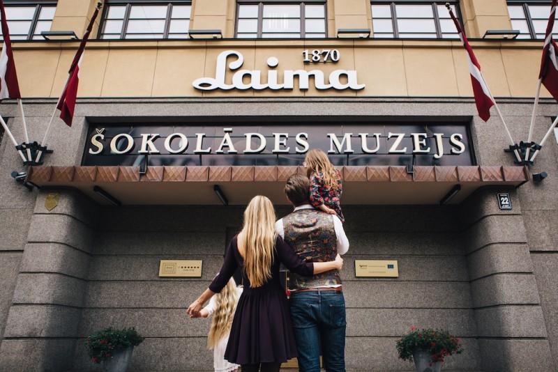 Aicina uzstādīt Latvijas rekordu – visvairāk Laimas vienuviet