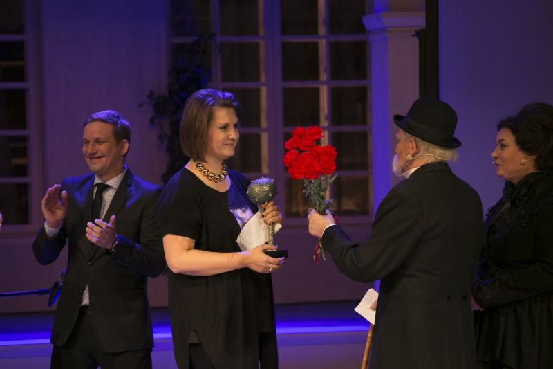 """11. aprīlī Valmierā tiks pasniegta """"Krodera balva"""""""