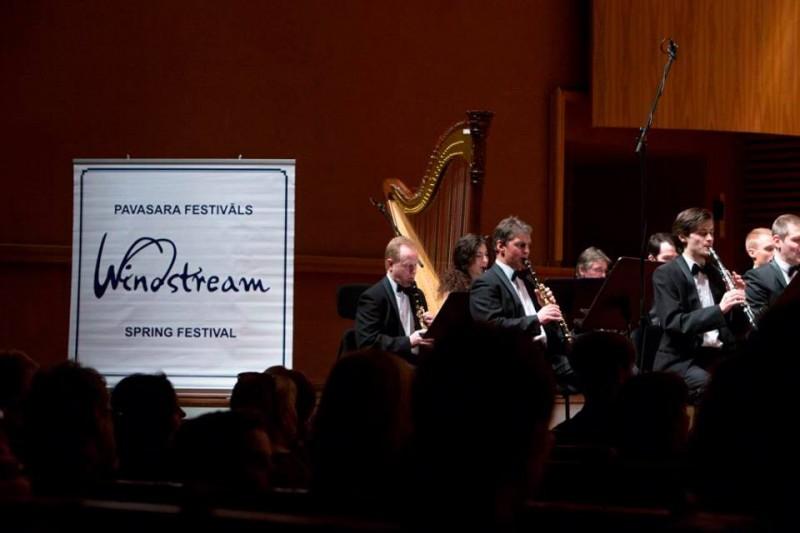 """Ar koncertu """"Šostakovičs, Prokofjevs un Kalsons"""" noslēdzies pavasara festivāls """"Windstream"""" (+FOTO)"""