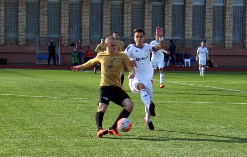 """U21 iesit četrus vārtus un uzveic """"Spartaku"""""""