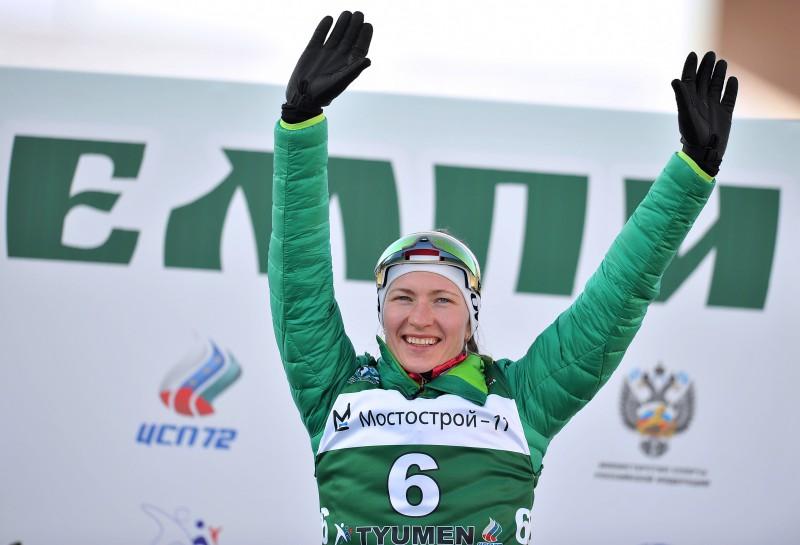 Olimpiskā čempione Domračeva piestrādājusi Baltkrievijas VDK