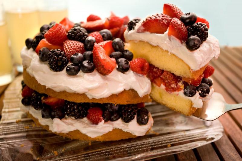 500 kūkas un deserti