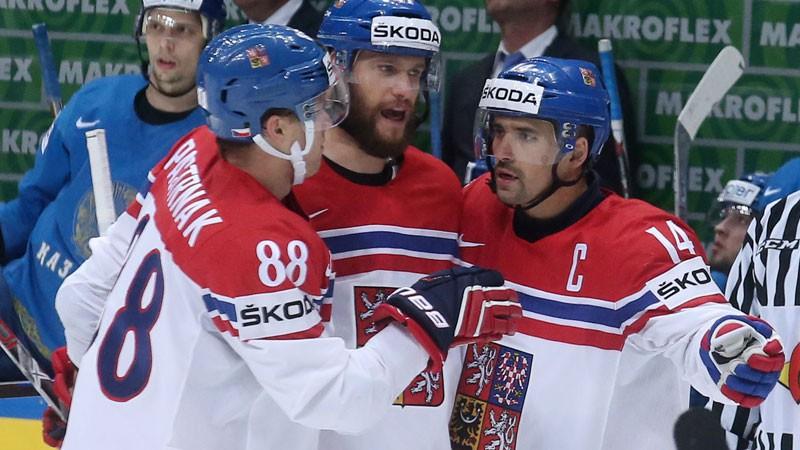 Arī Čehija nosaukusi galīgo sastāvu Pasaules kausa turnīram