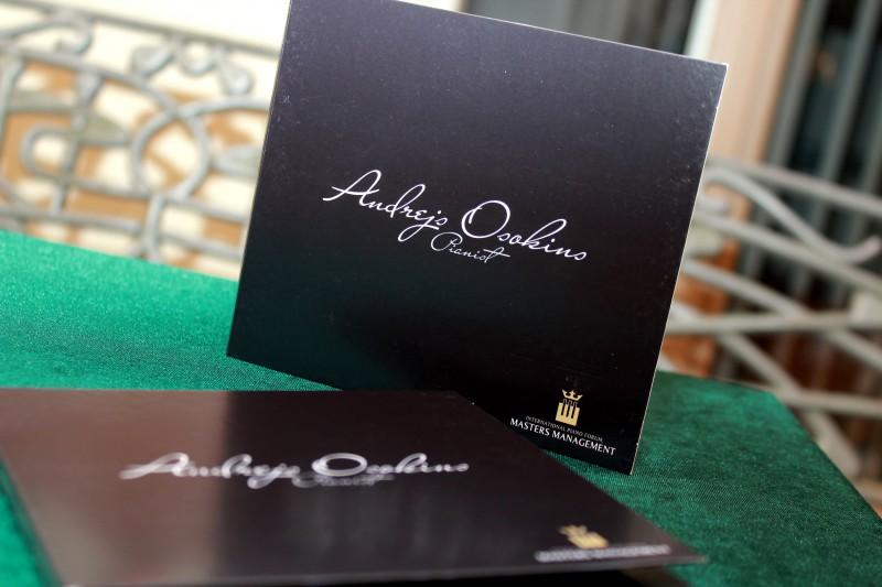 Mīlestība ir stiprāka par nāvi jeb kas iedvesmo pianistu Andreju Osokinu