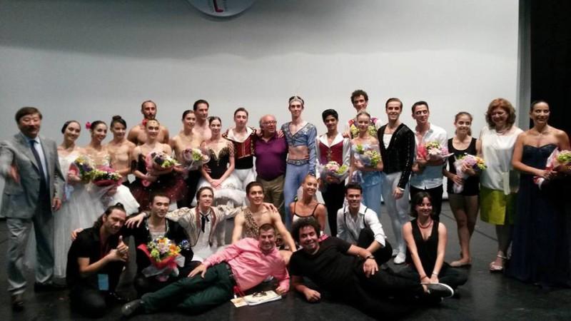 Annija Kopštāle ieguvusi bronzas medaļu 5. Stambulas starptautiskajā baleta konkursā