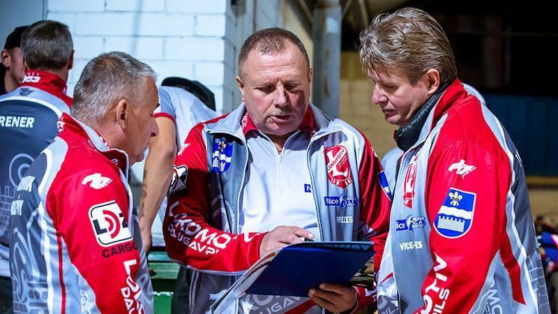 """""""Lokomotīve"""" jau otro gadu Polijas Nice spīdveja līgas finālā!"""