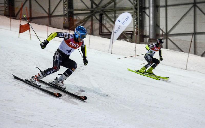 Pasaules kausā slalomā Levi startēs trīs mūsējie kalnu slēpotāji