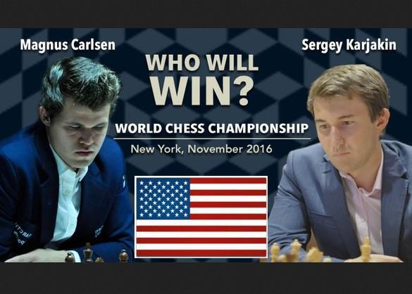 """Šaha vadītājs: """"Donalds Tramps, iespējams, veiks pirmo gājienu cīņā par pasaules čempiona titulu"""""""