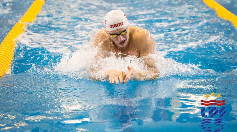Peldētāji Maskaļenko un Bobrovs EČ īsajā baseinā nesasniedz pusfinālu 50 metru brasā