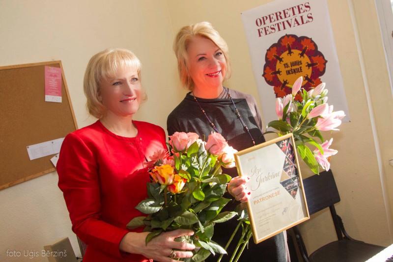 Latvijas Operetes fonds prezentē jaunās telpas             un iepazīstina ar tuvākajiem projektiem