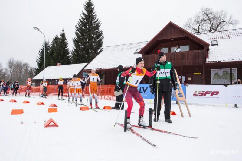 Pasaules čempionātā sprintā Patrīcija Eiduka labākā no Baltijas valstīm