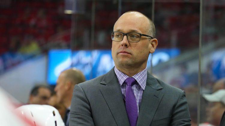 """ASV treneris: """"Teicu hokejistiem, ka ar tādu sniegumu kā 1. periodā mums nav izredžu"""""""