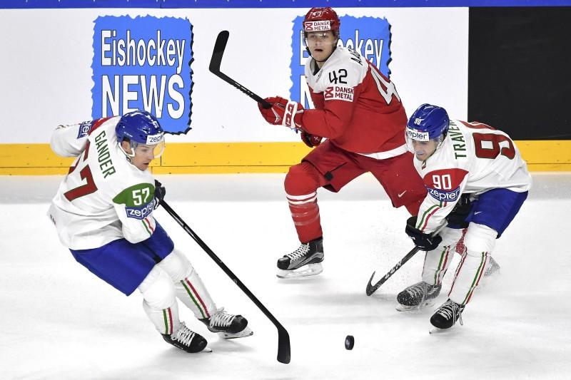 Egers iemet savos vārtos, Itālija izkrīt uz 1. divīziju, Kanāda neatstāj cerības norvēģiem