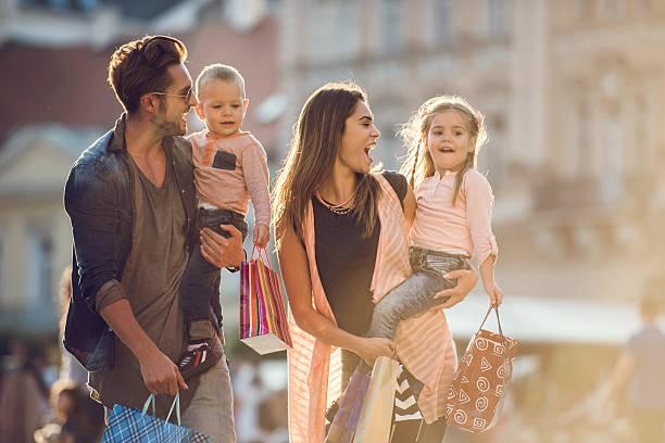 7 zelta likumi, kā padarīt ģimenes iepirkšanos priecīgāku