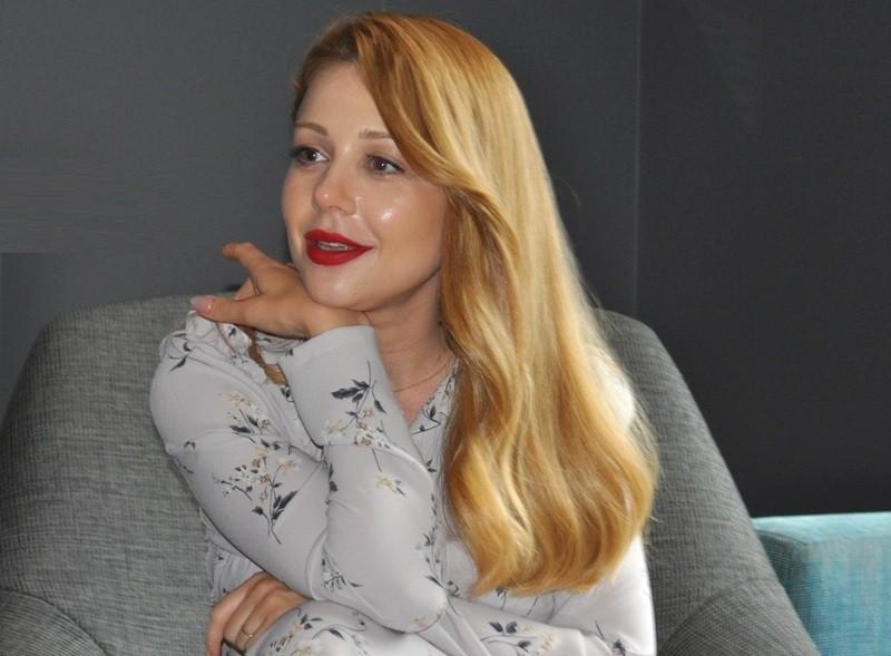 Intervija ar ukraiņu dziedātāju Tīnu Karoļ