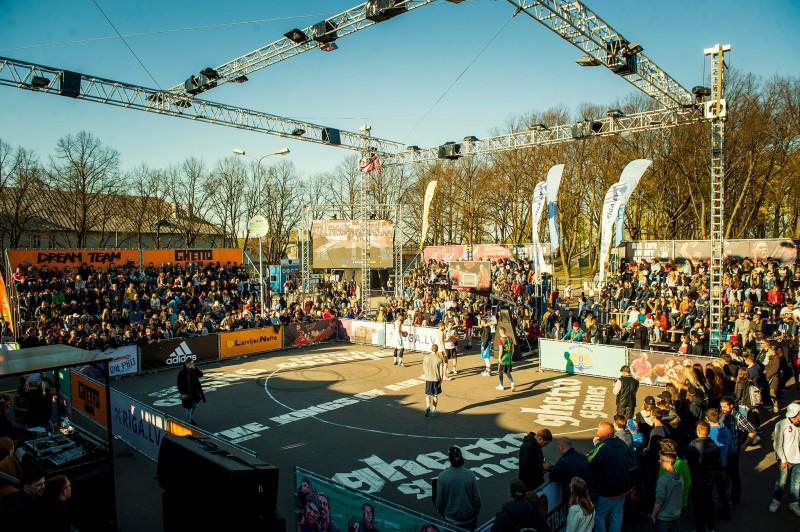"""Septiņu valstu 3x3 basketbolisti sacentīsies par ceļazīmi uz """"Moscow Open"""""""