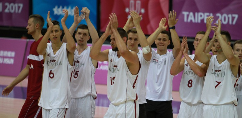 Latvija neiemet uzvaras metienu, spēlēs par universiādes bronzu