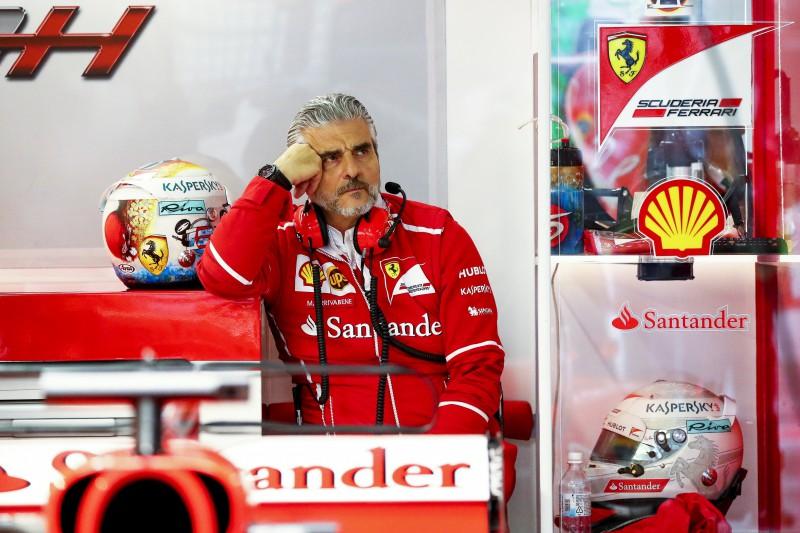 """""""Ferrari"""" boss: """"Škiršanās no Reikenena notika ilgtermiņa plānu dēļ"""""""