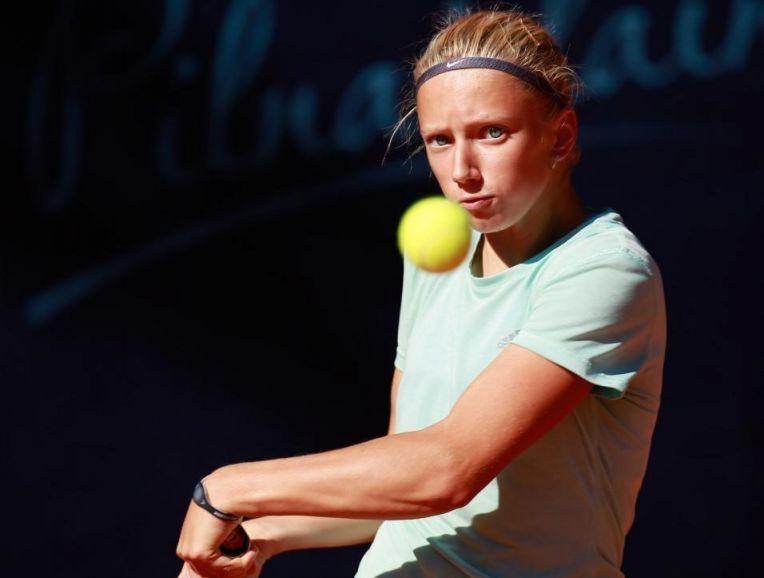 Čerņecka arī šonedēļ uzvar pirmās kārtas cīņā ITF turnīrā Turcijā