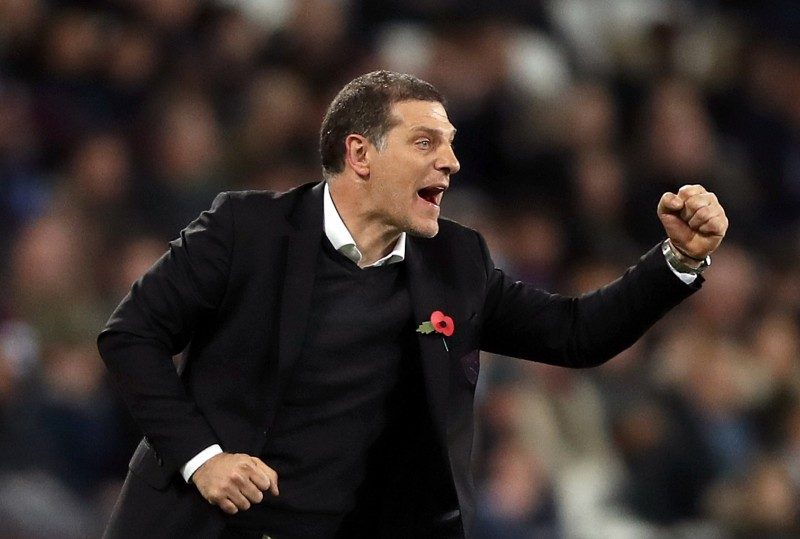 """West Ham"" atbrīvo galveno treneri Biliču"