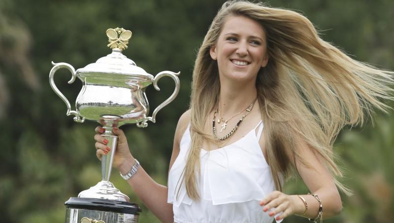 "Divkārtējā čempione Azarenka saņem ""Australian Open"" wild card"