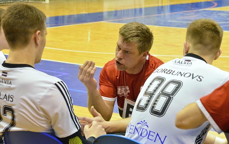 Bez līderiem spēlējošā Latvijas izlase Rīgas Domes kausu sāks pret beļģiem