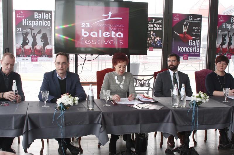 23.Starptautiskā Baltijas baleta festivāla programmu papildina igauņu horeogrāfa izstāde, Izraēlas filma un franču dejas kompānija